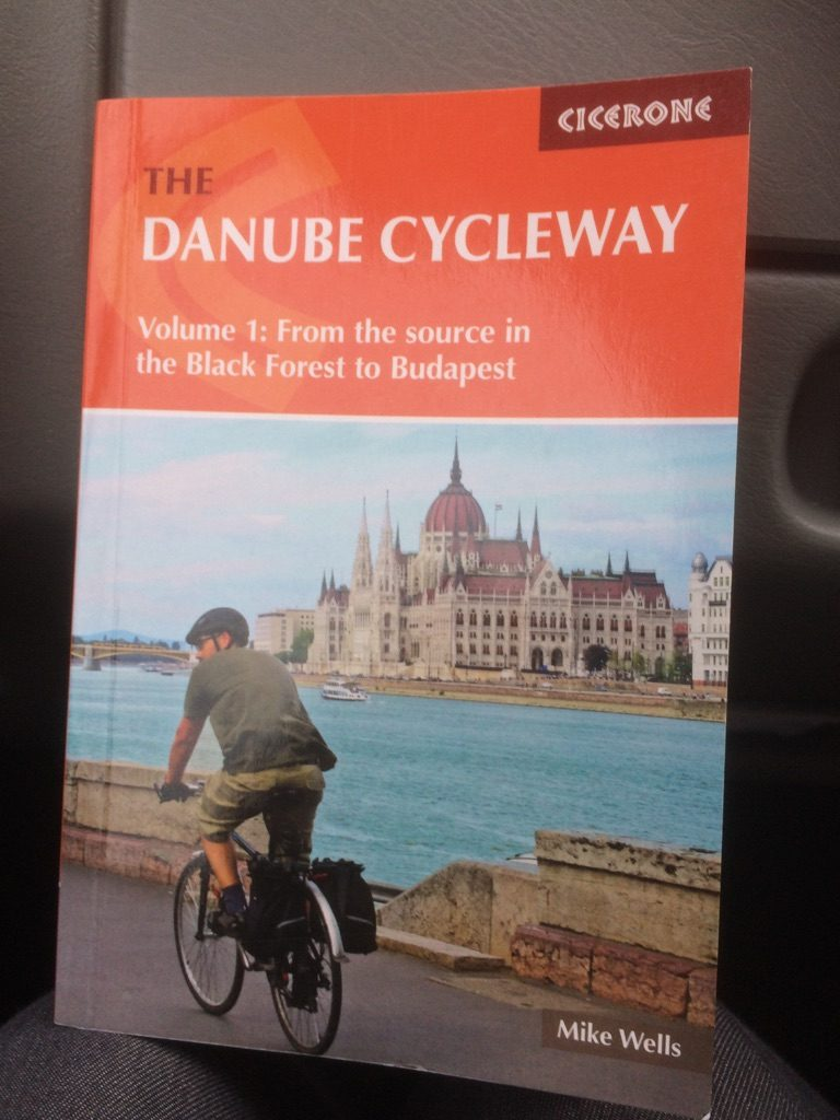 Cycle touring the Danube