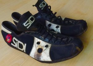 My favourite Sidi shoes in my racing days